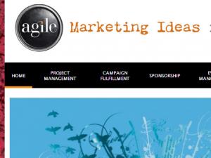 Agile - Marketing ideas in publishing, film and TV
