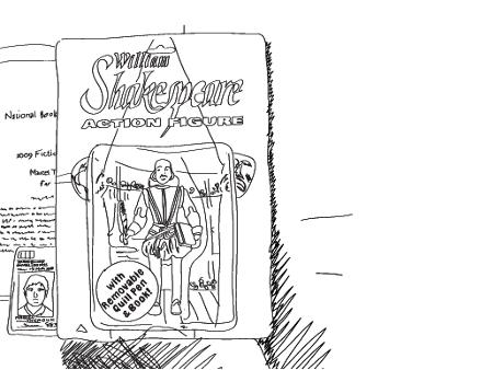 background-shakespeare